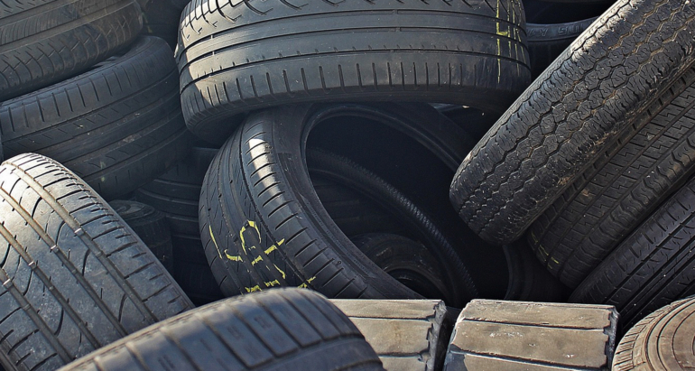 WHY DISPOSE OF TIRES PROPERLY? AND WHAT ARE THEY USED FOR?